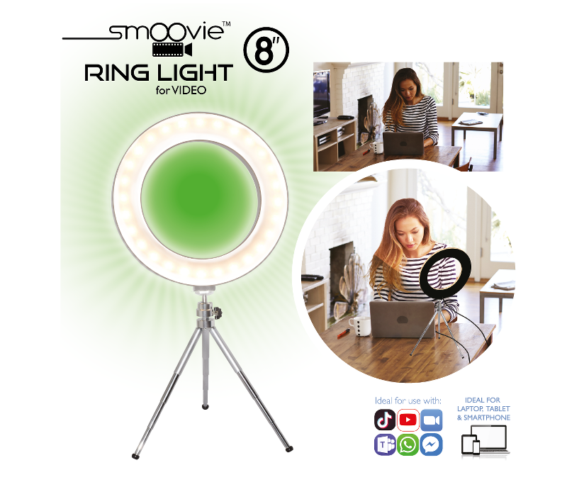 "8"" Ring Light"