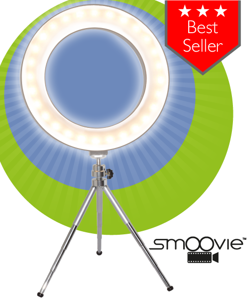 home working ring light