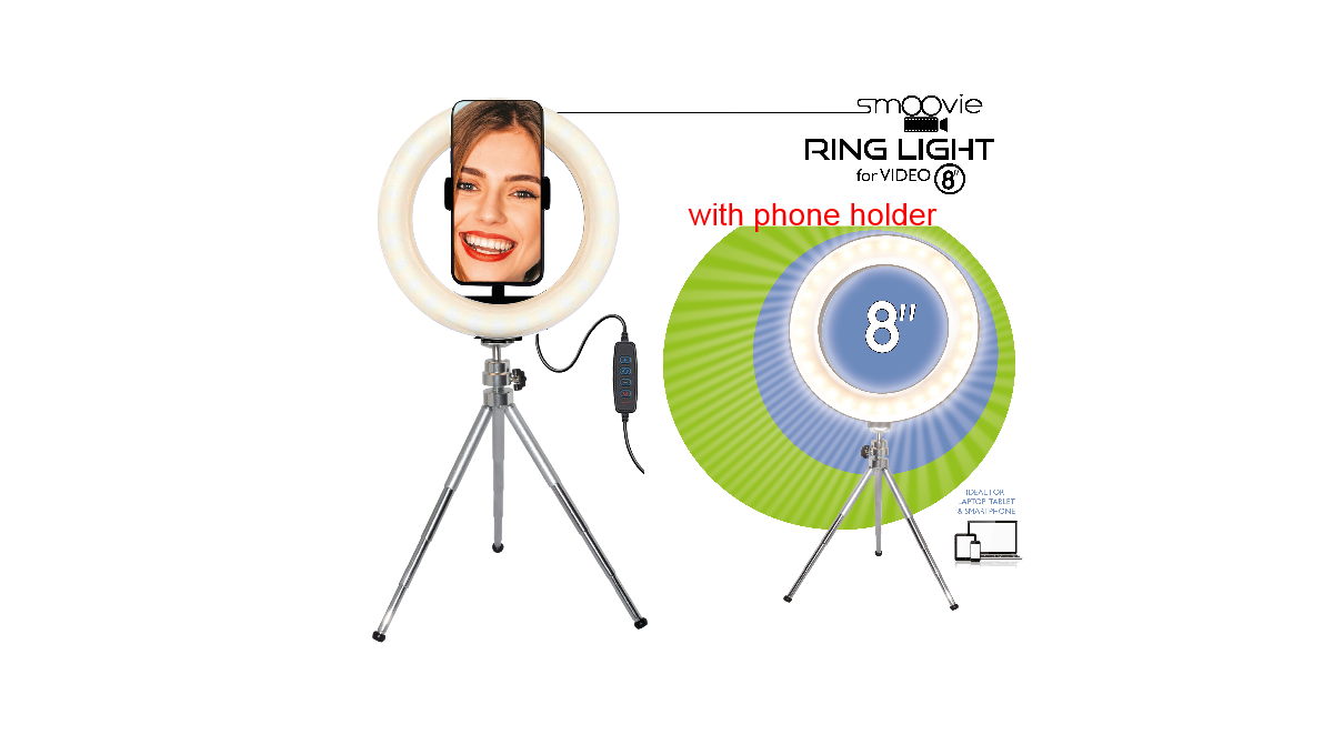 ring light for makeup