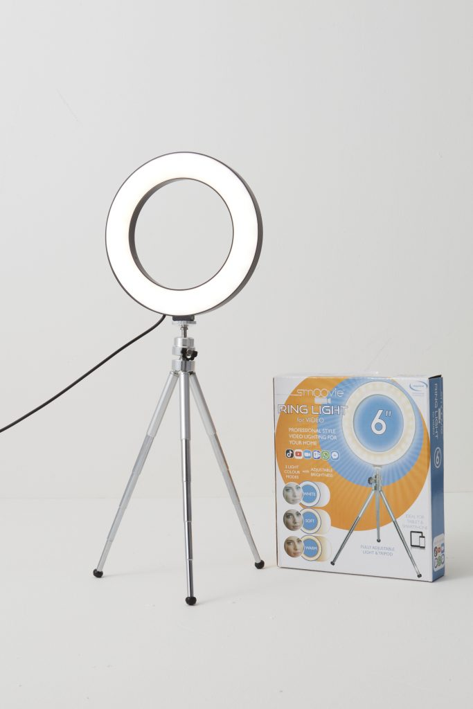 6 inch ring light